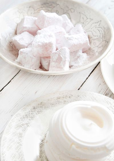 turkish delight - I don't knowo about anyone else, but ever since Chronicles of Narnia... I want some!