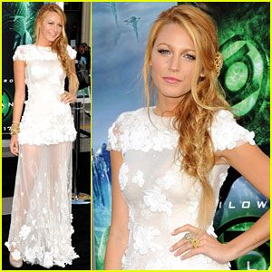 Blake Lively in Chanel Haute Couture