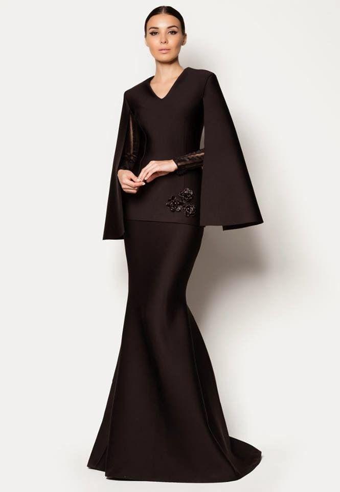Model Baju Kurung Terbaru 2020