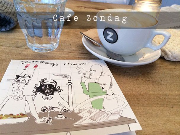 Food Hotspots Maastricht | Café Zondag