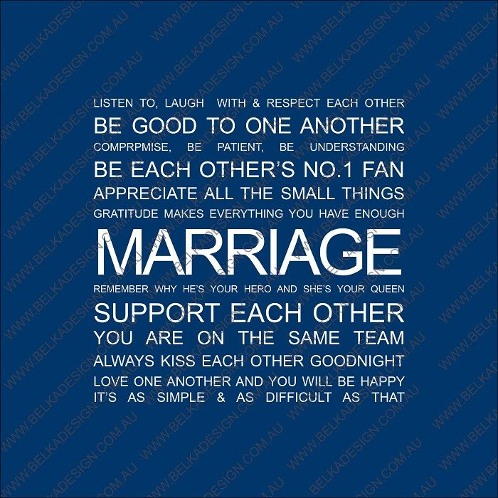 Canvas - Marriage Advice. I soo love this too bad the word Compromise is spelled wrong...maybe they can fix that.