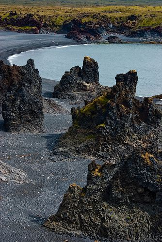 Djúpalónssandur, Snæfellsnes, Western Iceland