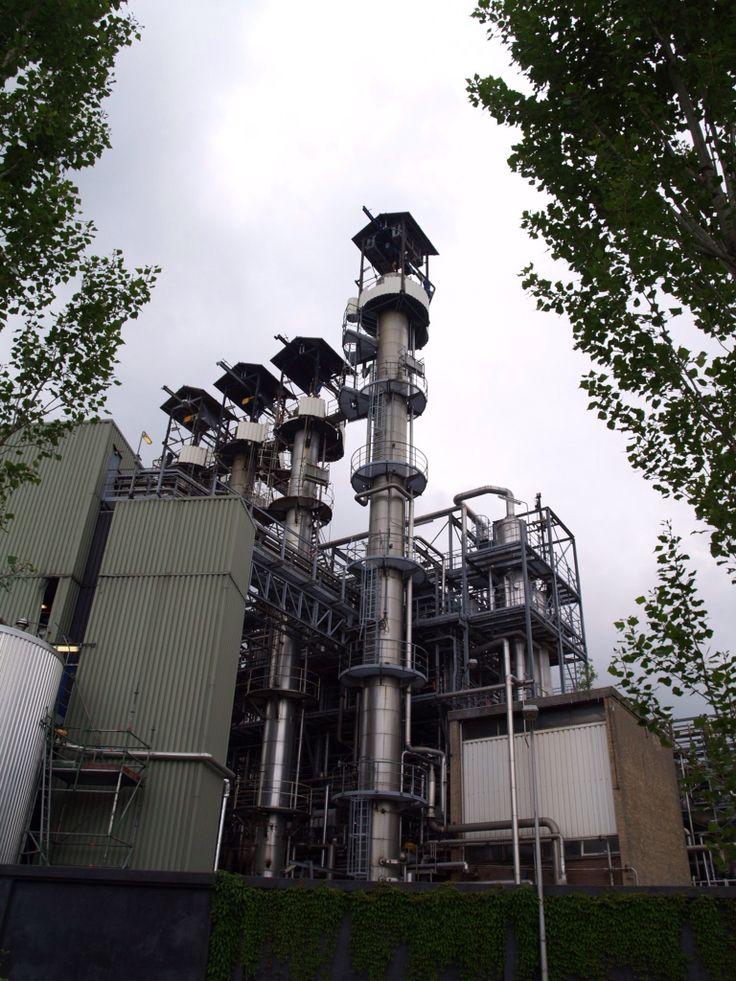 Croda (voorheen uniqema), Goudse kaarsenfabriek