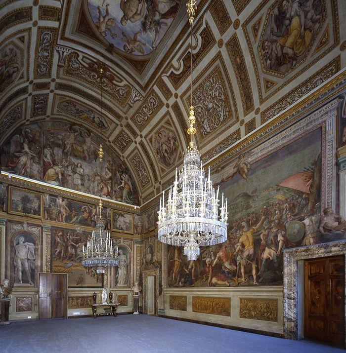 Pitti Palace, Florence.
