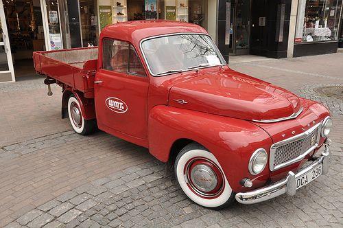 volvo duett pickup | Flickr - Photo Sharing!