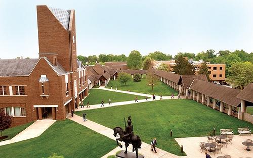 Bellarmine University, Louisville, Kentucky