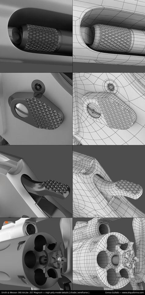 Сетки, топология, мини-уроки — Компьютерная графика и анимация — Render.ru