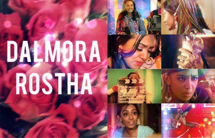 Melinda Shankar as Dalmora Rostha. (Sorry about my sh*tty editing skills)