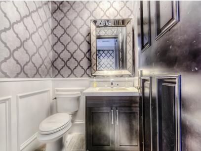 Flip or Flop hosts Tarek and Christina El Moussa have remodeled their home, and it's a stunner. Christina takes us on the grand tour.