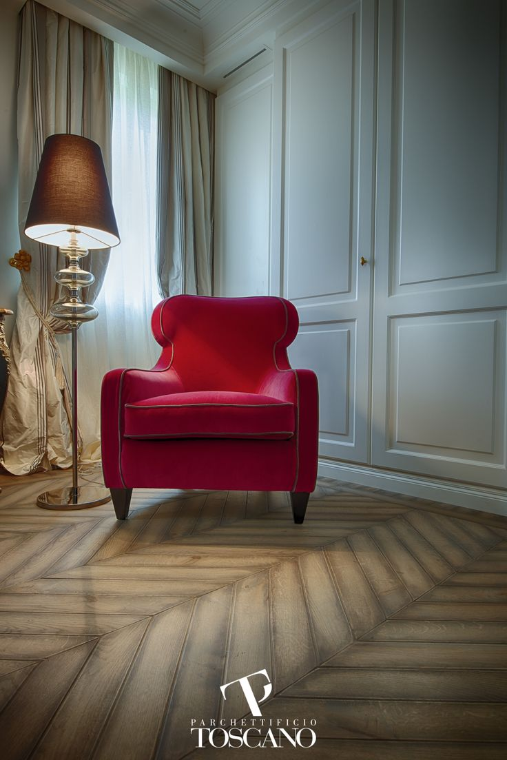 Wood flooring made in french oak, 6 different lenghts