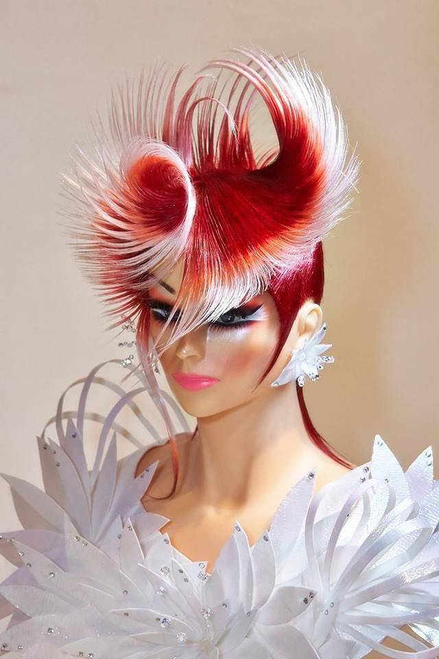 9 hairstyling competitions
