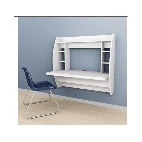 Best 25+ Wall Mounted Computer Desk Ideas On Pinterest | Folding Computer  Desk, Desk In Small Bedroom And Small Spaces