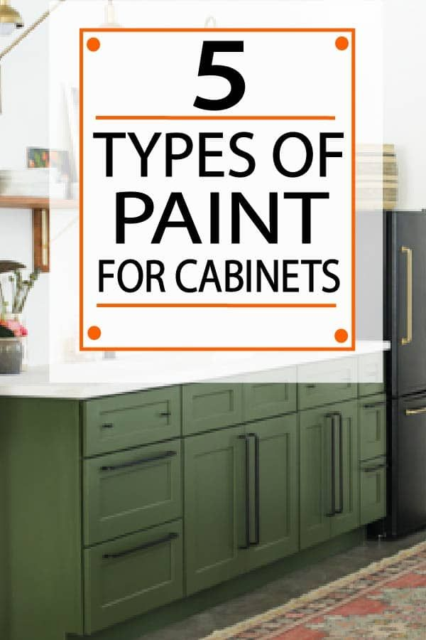 The 5 Best Types Paint For Kitchen Cabinets Paint Painting