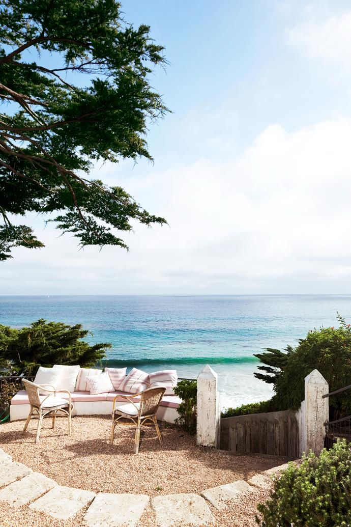 Malibu home. Photo: Tim Street-Porter | Story: Belle