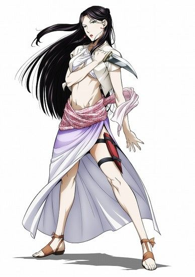 The Heroic Legend of Arslan 2nd Season: Maaya Sakamoto as Falangies
