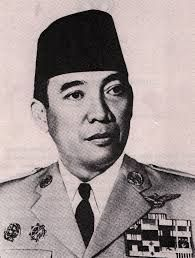 Ir. Sukarno was the first President of Indonesia.