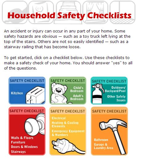 Best 25+ Safety Checklist Ideas On Pinterest | E Safety Rules