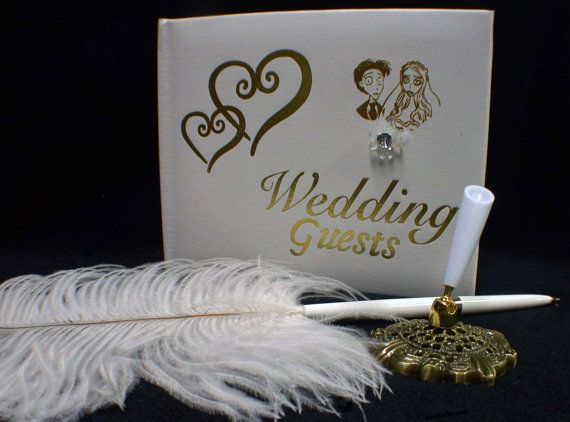 Corpse Bride Wedding Cake topper LOT Glasses par YourCakeTopper, $189.00