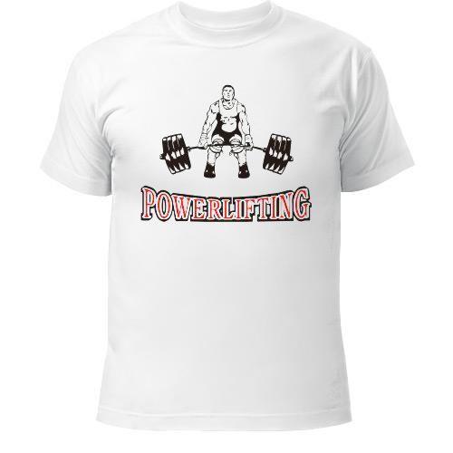 Powerlifting футболка купить