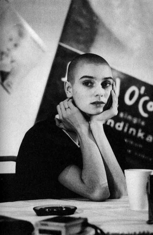 Sinead O'Connor's Nothing Compares 2 U was incredibly important to Colleen, she wished she could be what Sinead represented in that music video.
