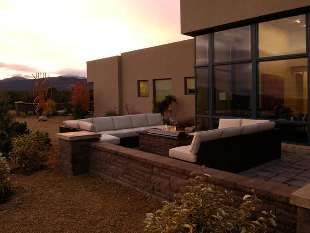 Looks like my ideal AZ patio