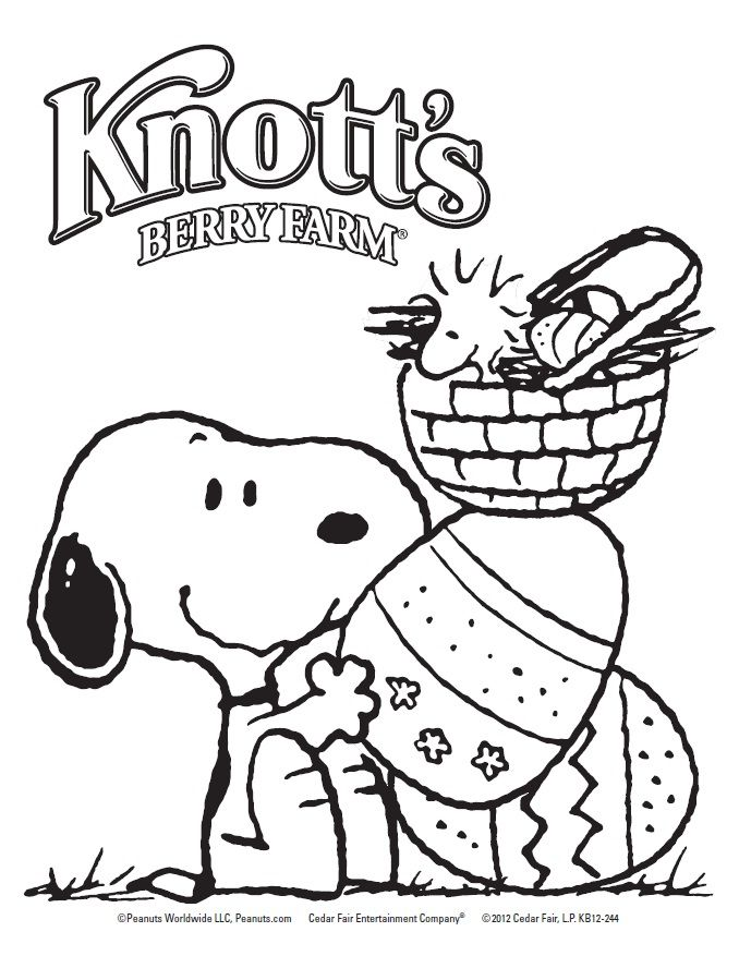 1000 ideas about Snoopy Coloring Pages on Pinterest