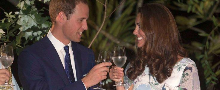 Wie feiert die britische Königsfamilie Silvester?