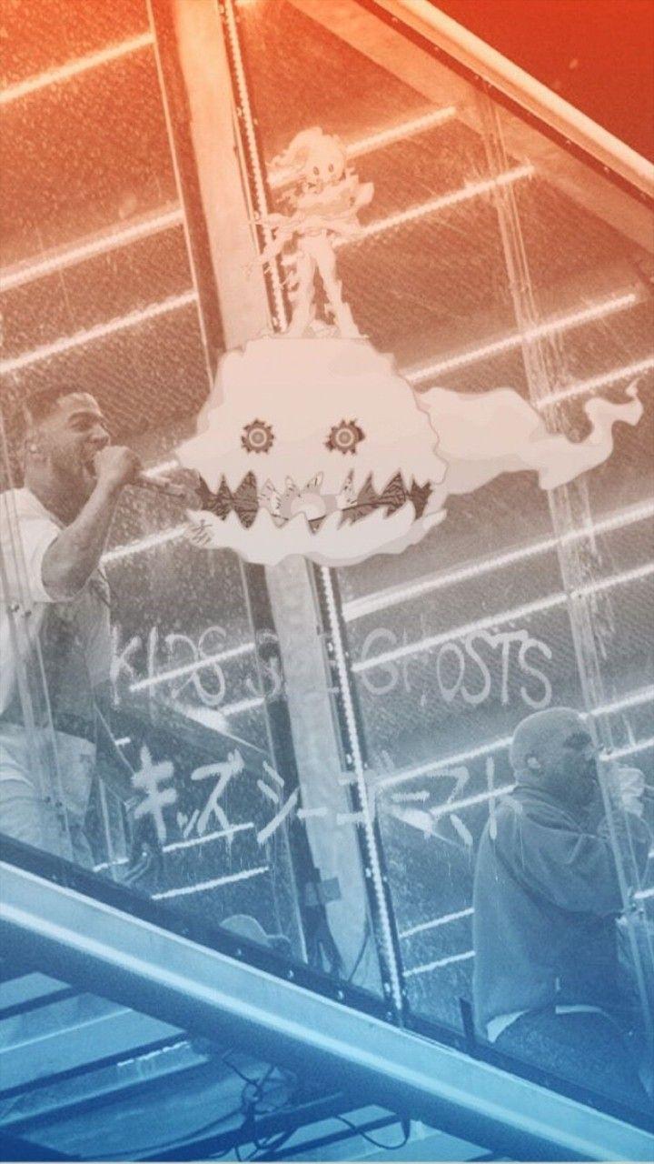 Pin By Alekss Bruveris On Fondos In 2020 Kid Cudi Wallpaper Rap Wallpaper Kanye West Wallpaper