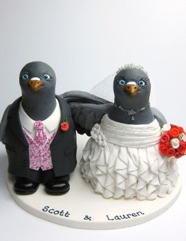 Personalised Sunflower Cake Toppers