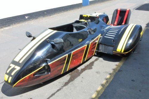 2018 Street Legal F1 Racing sidecar For Sale | sidecars | Sidecar