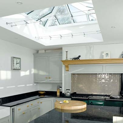 Roof Lantern  Lighting Solutionswhat To Do About Lighting Entrancing Kitchen Lanterns Decorating Inspiration