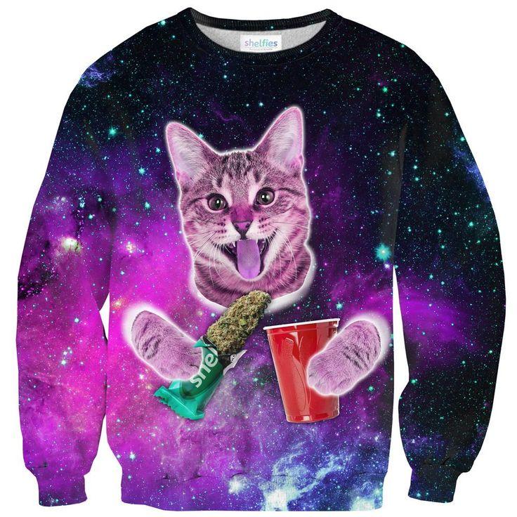 Sweatshirts - Weed Granola Bar Sweater