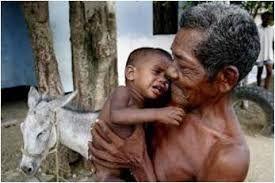 Personajes y Paisajes  Guajiros: Desnutrición en La Guajira