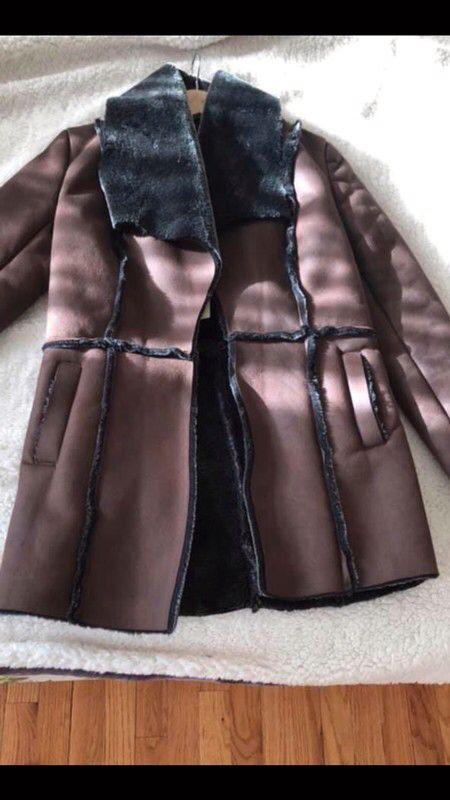 2f2c38c902aa Coats in 2019   Vinted picks   Coat, Faux fur, Fur Coat