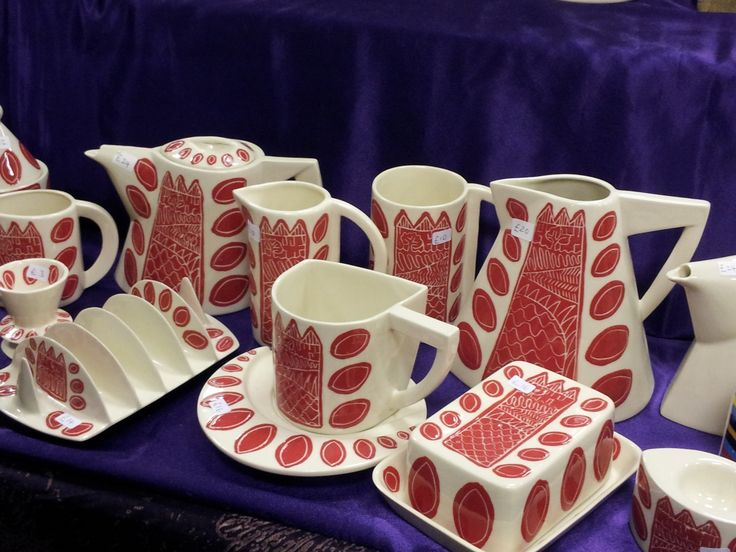 David Panting, Ceramicist at the 10th Art Market at Holmfirth – What I Always Wanted blog | What I Always Wanted
