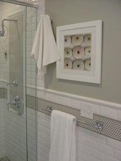 Tile Bathroom Trim 34 best floor tile trim on shower wall images on pinterest
