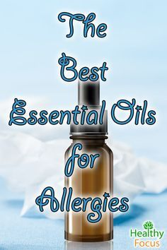 Essential Oils are natural antihistamines ~~ Some Proven essential oils for Allergies and Asthma are Lavender, Peppermint, Eucalyptus, Chamomile and Cypress.