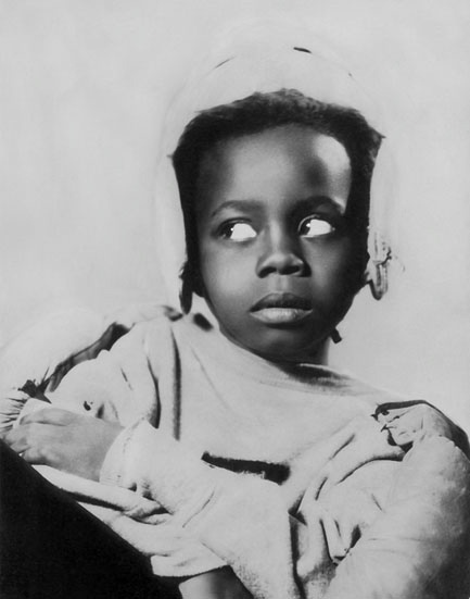 """The Little Rascals"" -- Buckwheat Billie Thomas"