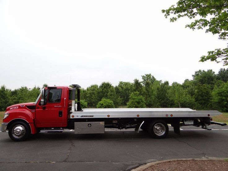 What To Consider When Going For Flatbed Trailer Rental