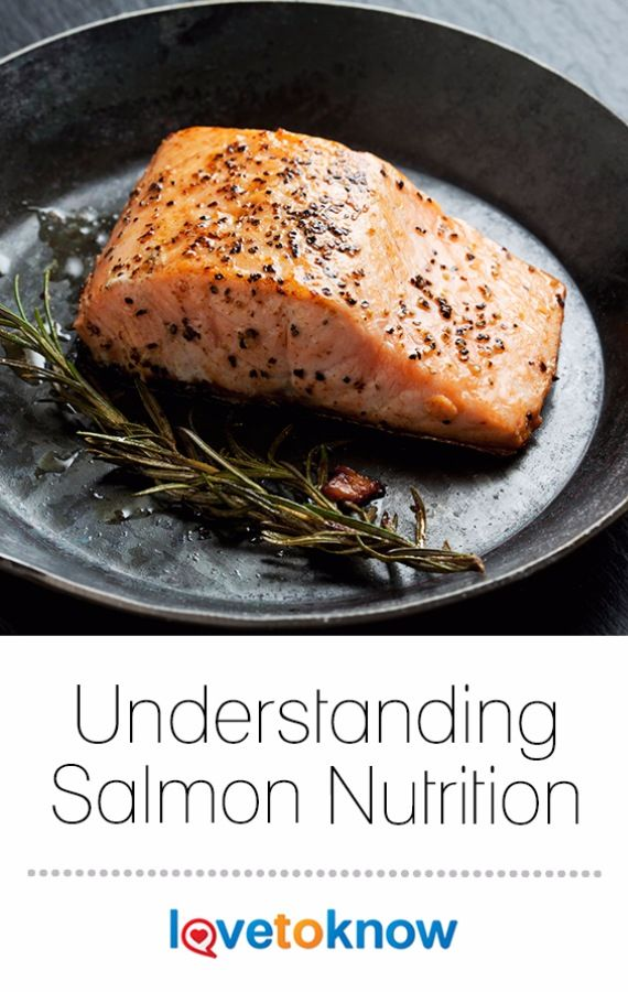 You probably already know that salmon is healthy, due to the fact that grilled or baked salmon is included in just about every healthy diet and meal plan. Knowing more about salmon's nutrition may help motivate you to eat more of this delicious super food. #health #nutrition #salmon #cooking   Understanding Salmon Nutrition from #LoveToKnow