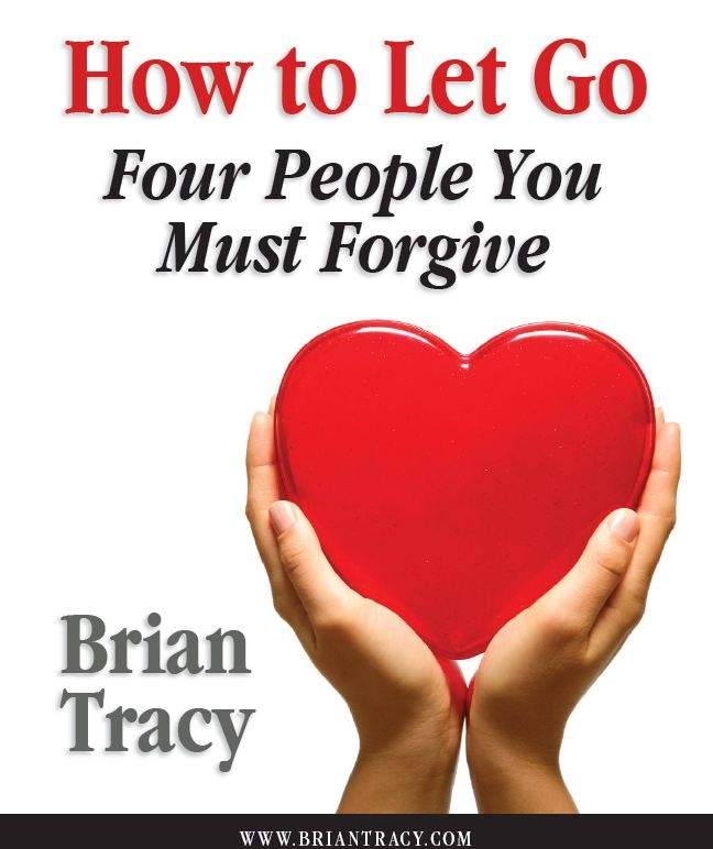 how to forgive and let go