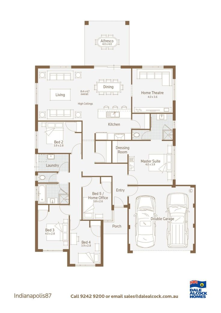 Indianapolis87 Floorplan Home One Day Maybe