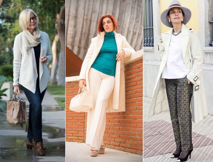 Базовый гардероб для женщины 50 лет » Женский Мир