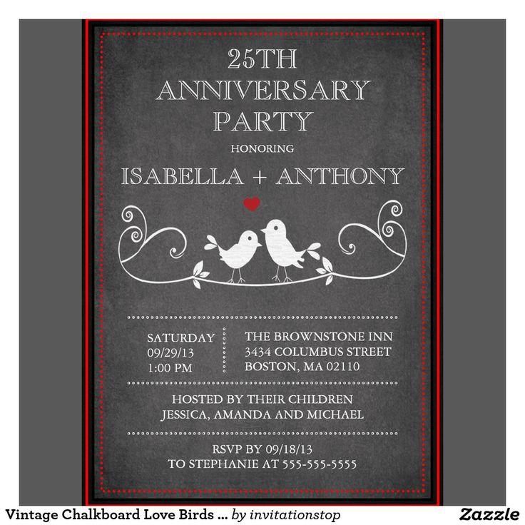 chalkboard art wedding 50th - Google Search