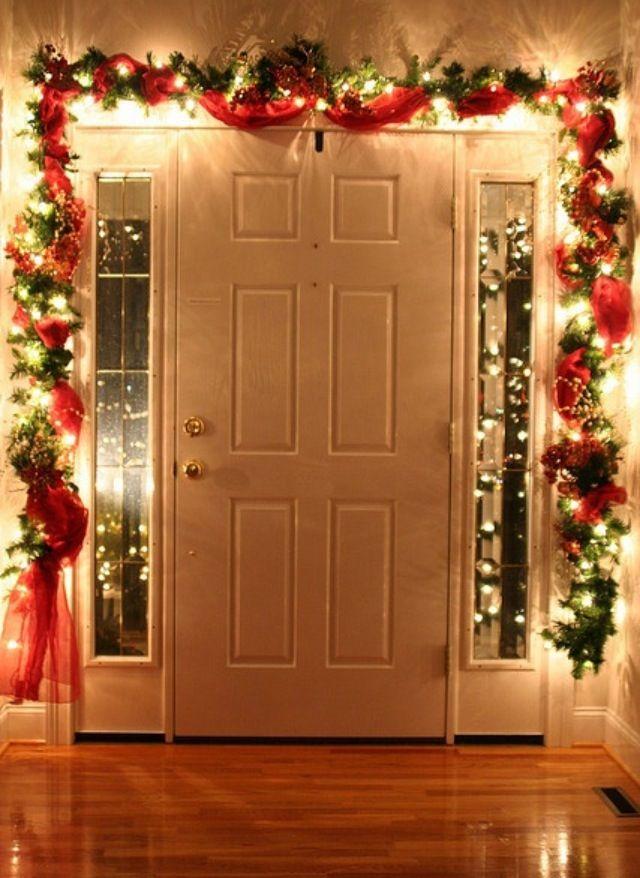 So very festive! #deckthehalls