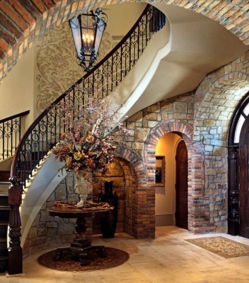 Stair Design Budget And Important Things To Consider: The Stair Railings Are Important Component For Interior