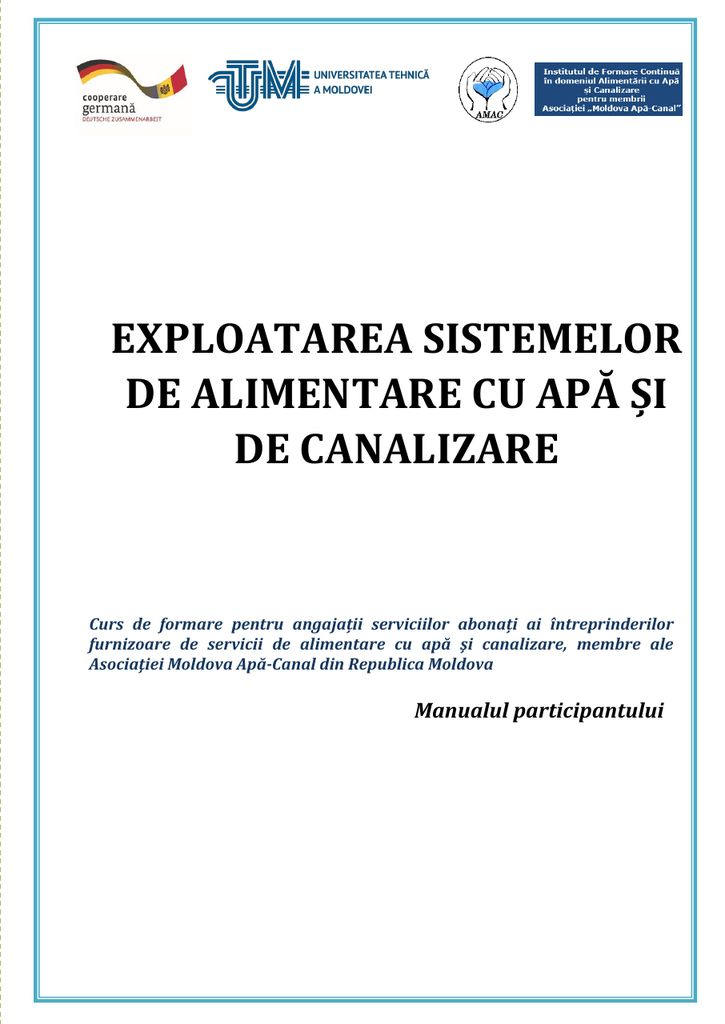 Manual_ EXPLOATAREA SISTEMELOR DE ALIMENTARE CU APĂ.pdf — Яндекс.Диск