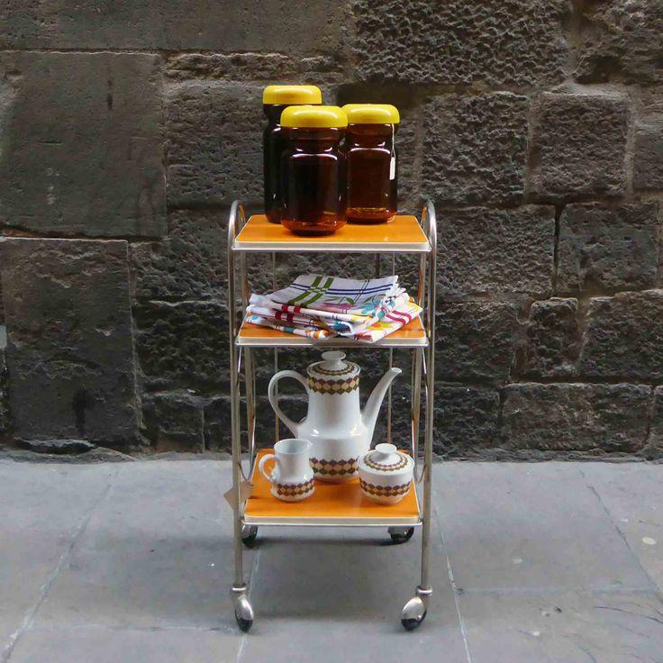 moble-auxiliar-cuina-formica-taronja-vintage-mementosbcn-1'