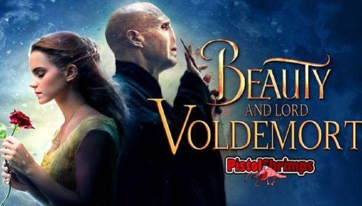 Mira el divertido tráiler de 'La Bella y Lord Voldemort'