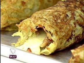 Batata Rostie de Forno - Foto de Mais Você na TV